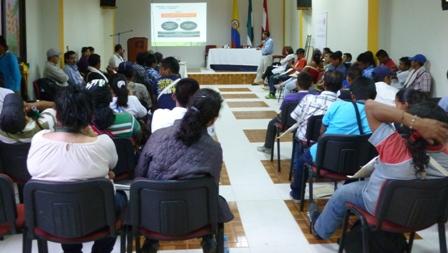 Ecopetrol realizó diálogos interculturales en Putumayo