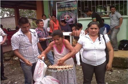 Director de UACT entrega remesas alimentarias y se reune con Gobernador y Alcaldes del Putumayo