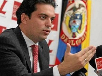 Simón Gaviria asiste a foro liberal en Sibundoy Putumayo