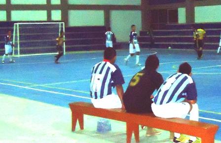El futbol de salón se toma a Villagarzon