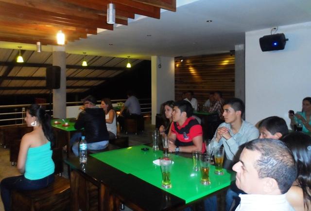 Inauguración de San Louis – Café Restaurante Bar