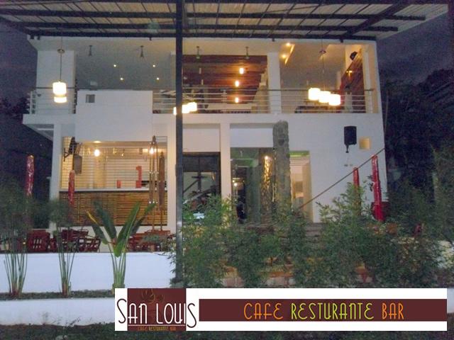 San Louis – Café, Restaurante, Bar. Lo nuevo en Mocoa