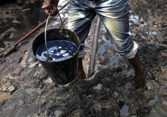 Más de 100 refinerías ilegales de crudo han sido desmanteladas en el último año
