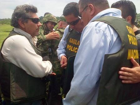 Trabajadores petroleros secuestrados en el Cauca regresaron a la libertad con mensaje de las Farc