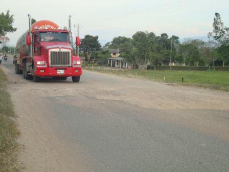 Vía Pitalito-Mocoa en deplorables condiciones