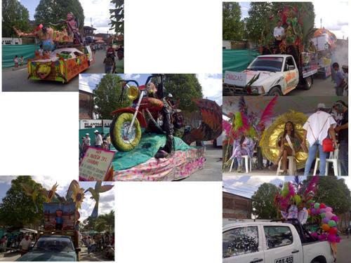 Carnavales 2013 Valle del Guamuez