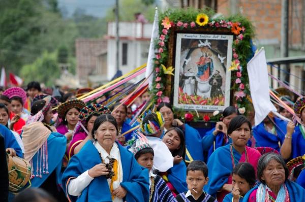 Carnaval del Perdón y la Reconciliación – Valle de Sibundoy. Putumayo