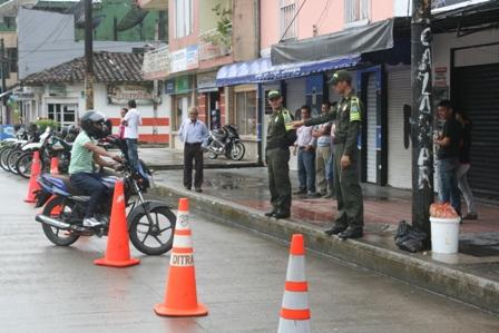 Policía continua campañas en el Putumayo para prevenir la accidentalidad en Motocicletas