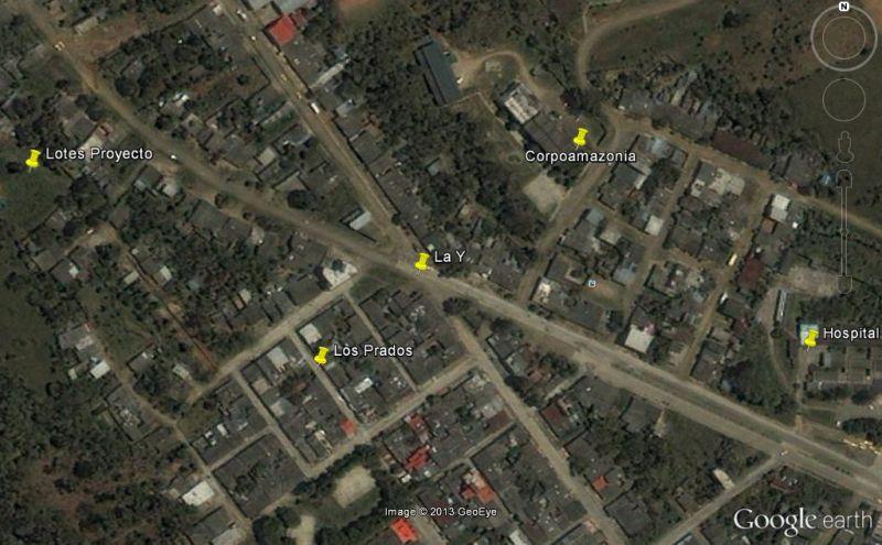 Portal Inmobiliario : Lotes B. La Esmeralda – Sector Noroccidental