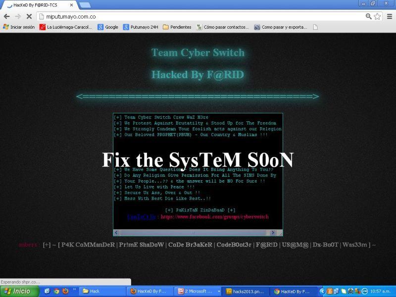 Hackers en Semana Santa