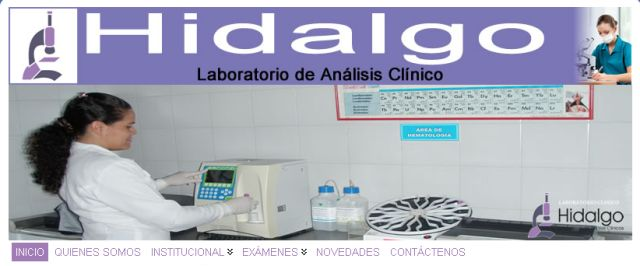 Laboratorio Clínico Hidalgo Caicedo