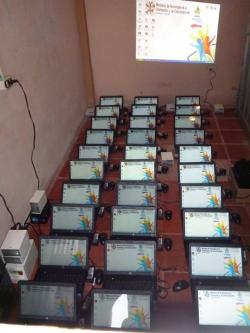 Se roban 30 computadores de una institución educativa del Putumayo
