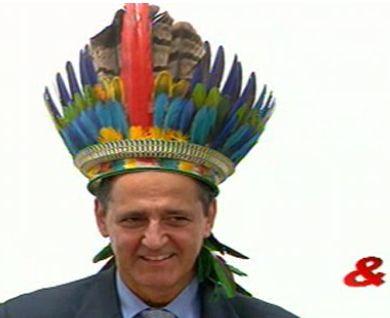 La coronación del saliente ministro de Agricultura
