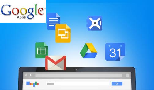 Únete a los 5 millones de empresas que ya usan Google Apps