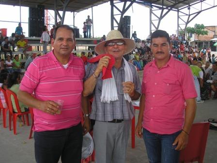 Se busca la unidad liberal en Puerto Guzmán