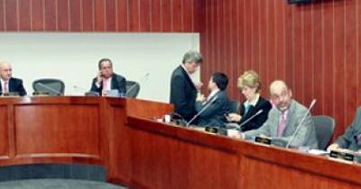 Agenda de Comisión Tercera