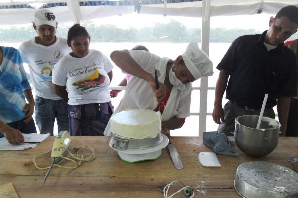 Alianza para la formación de poblaciones del río Putumayo