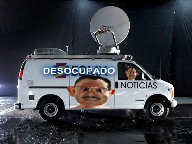 Desocupado – La Vuelta Sucia, empujaron a Lucho Garcia de la EEP