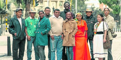 Culturas indígena y afro se expresan en Washington