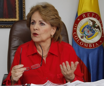 Apoyo a Guillermo Rivera Flórez para el senado, concejal María Victoria Vargas