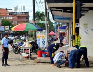 Inició semaforización en Puerto Asís