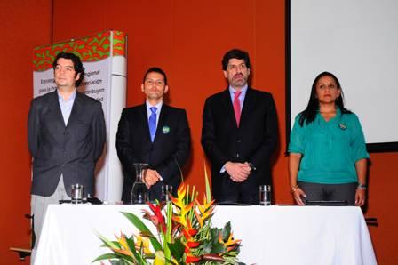 Reconocimiento institucional recibió la estratégia Amazonía Esencia de Vida