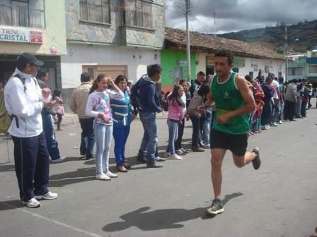 SENA Putumayo presente en Carrera Atlética Internacional