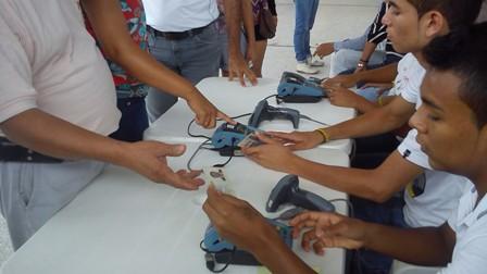 En completa normalidad la Registraduría realizó la consulta del Partido Liberal en el Putumayo