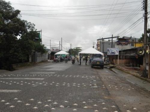 Diez días sin servicio público cumplen tres municipios del Putumayo