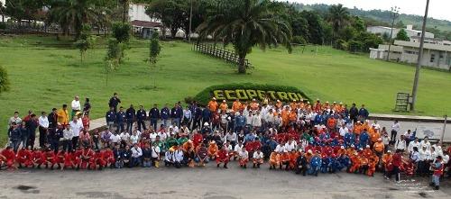 Ecopetrol realiza Quinto Encuentro de Brigadas Industriales y Organismos de Socorro