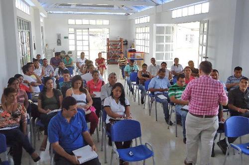 Consolidación Territorial apoya el fortalecimiento administrativo en municipios de San Miguel y Valle del Guamuez – Putumayo