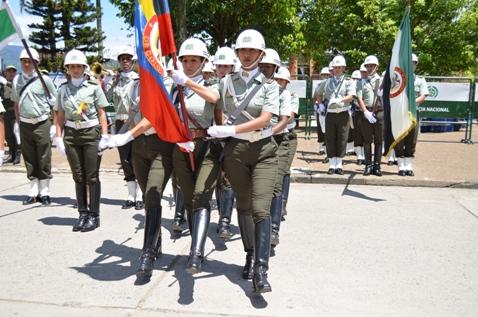 Policía Nacional celebró sus 122 años