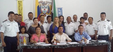 Asamblea Departamental aprueba proyecto de Estampilla Bomberil
