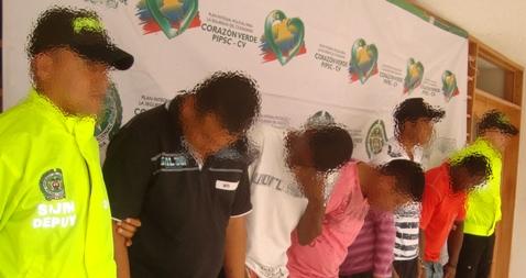 Balance de Seguridad en el Putumayo durante el 2013