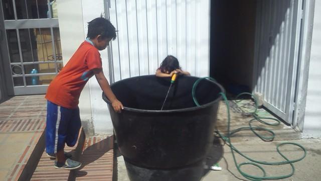 El Putumayo celebra el día de inocentes con el Carnaval del Agua