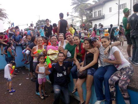 Carnaval del Agua en Mocoa – 28 de Diciembre de 2013