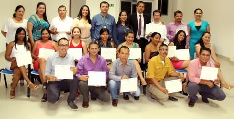 Se gradúan nuevos mentores empresariales en Orito