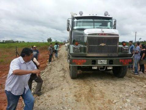 Circunvalar de Puerto Asís, no está terminada, afirma gremio transportador