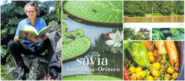 La colección Savia, un regalo para el país: Wade Davis