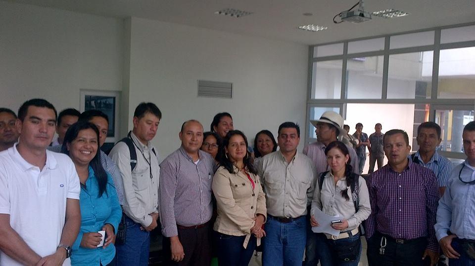 Acuerdo en Villagarzón con respecto al Enturne de Tractocamiones de Transporte de Crudo