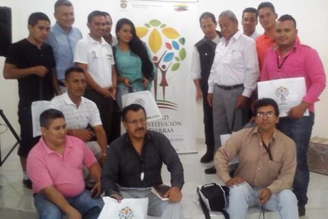 Unidad de Restitución de Tierras reconoce labor del periodismo en el Putumayo