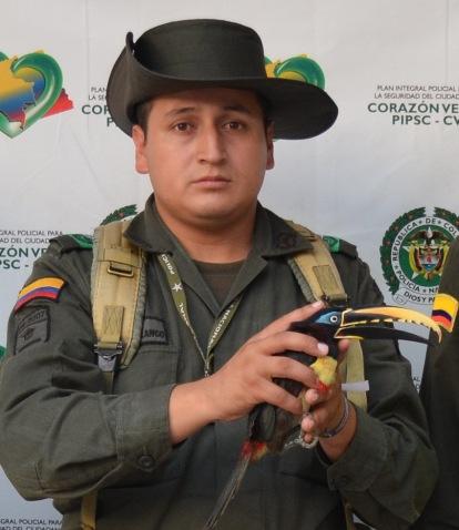 Incautado Tucan y Zarigüeya en Mocoa