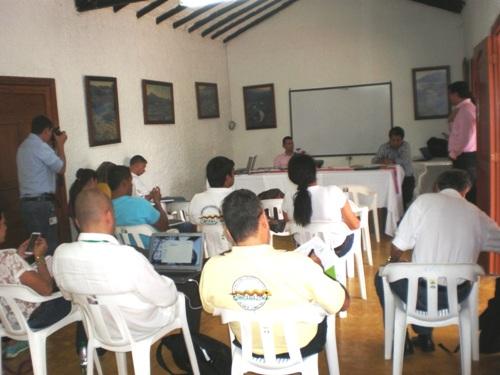 Corporaciones del Sur del País acuerdan estrategias para fortalecer la gestión ambiental