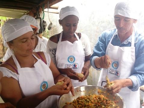 Programa RESA – DPS Aliméntate saludable y delicioso, cambia de actitud, consume lo de tu tierra