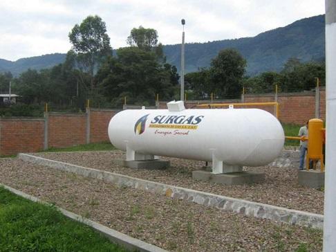 Restringido el servicio de gas natural en Mocoa