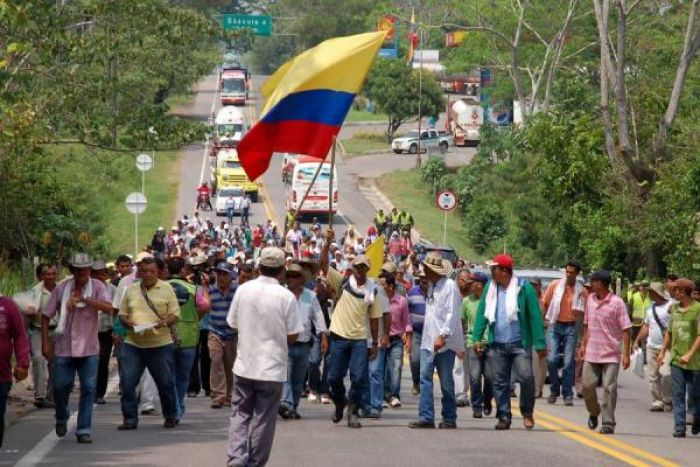 Comunidades campesinas del Putumayo convocan a Paro Regional