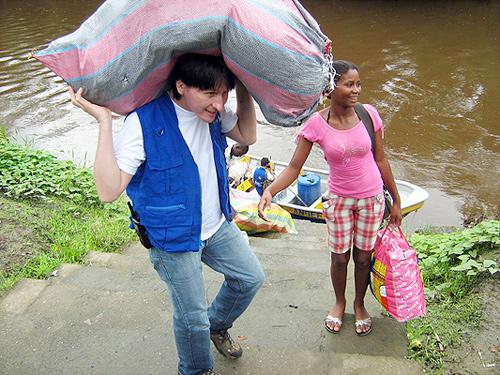 Familias afros e indígenas con seguridad alimentaria en siete departamentos
