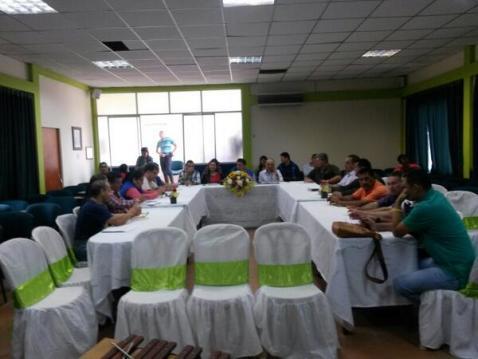 Alcaldes del Putumayo firman convenio para la implementación de Operación Prolongada de Socorro y Recuperación.
