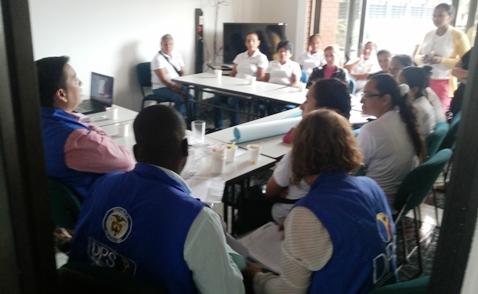 DPS Putumayo realizó el comité  técnico para evaluar y seleccionar organizaciones de Mujeres Ahorradoras graduadas en la línea I en el 2013