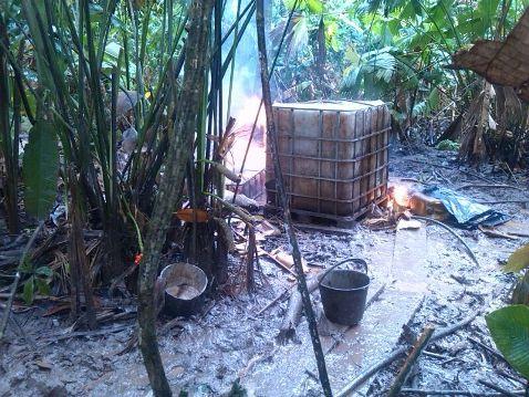 Resultados contra el terrorismo y narcotráfico en Puerto Asís y Orito